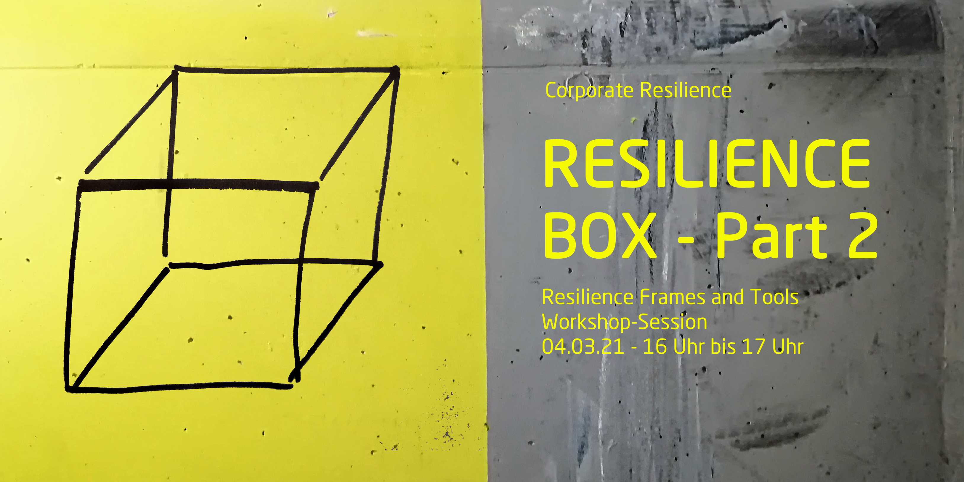 Corporate Resilience Workshop